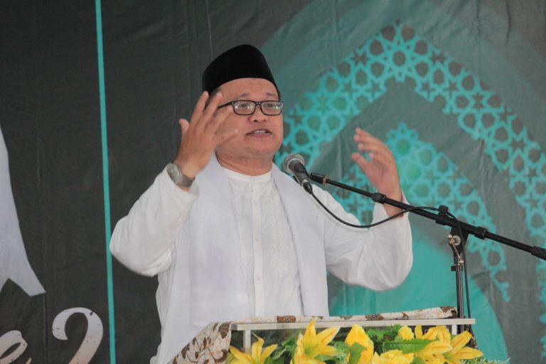 HAUL KH. AHMAD HASYIM MUZADI