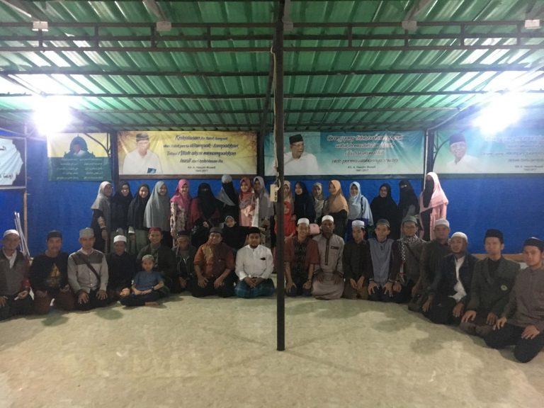 Kunjungan Pesantren Mahasiswa (Ma'had) Badar Palembang ke Pesantren Mahasiswa Al-Hikam Depok